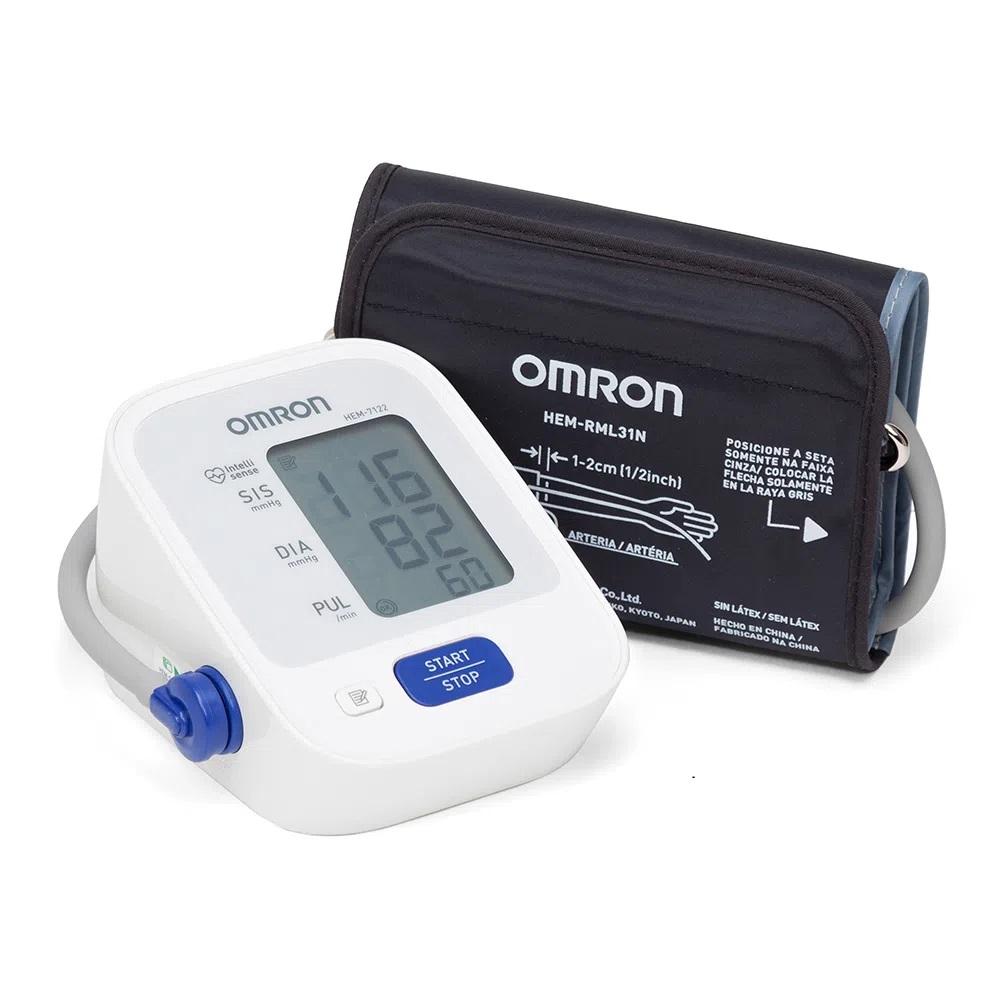 Polisani Materiais Médicos - APARELHO DE PRESSAO DIGITAL AUTOMATICO BRACO 7122 OMRON