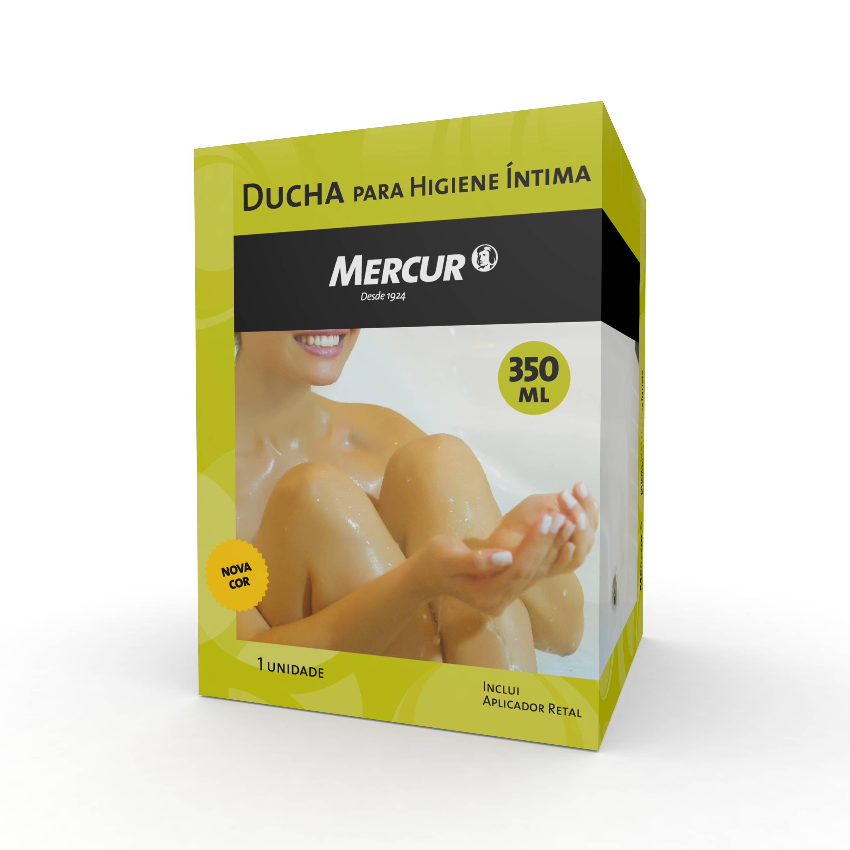 Polisani Materiais Médicos - DUCHA GINECOLOGICA BC401 MERCUR 300ML