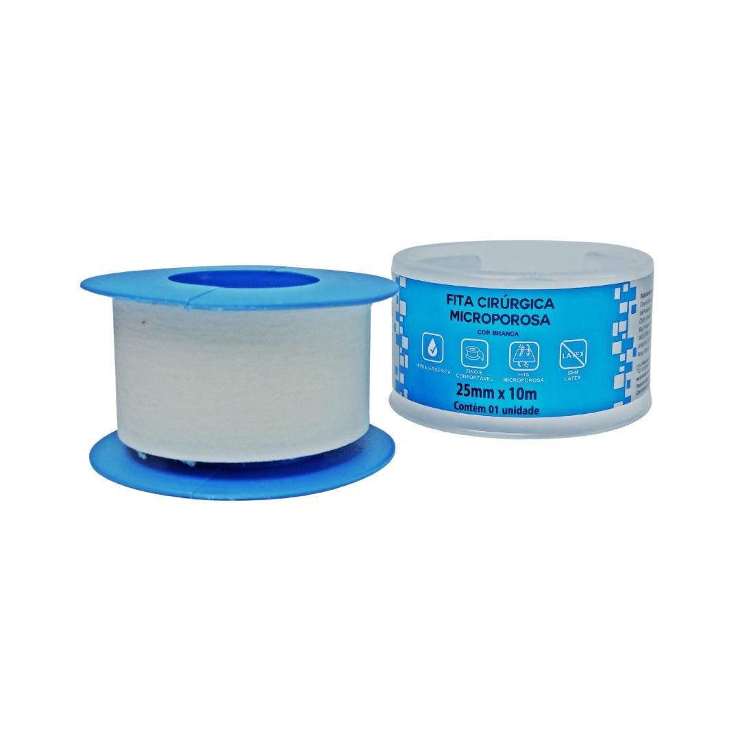 Polisani Materiais Médicos - MICROPORE CIEX BRANCO 25MMX10M