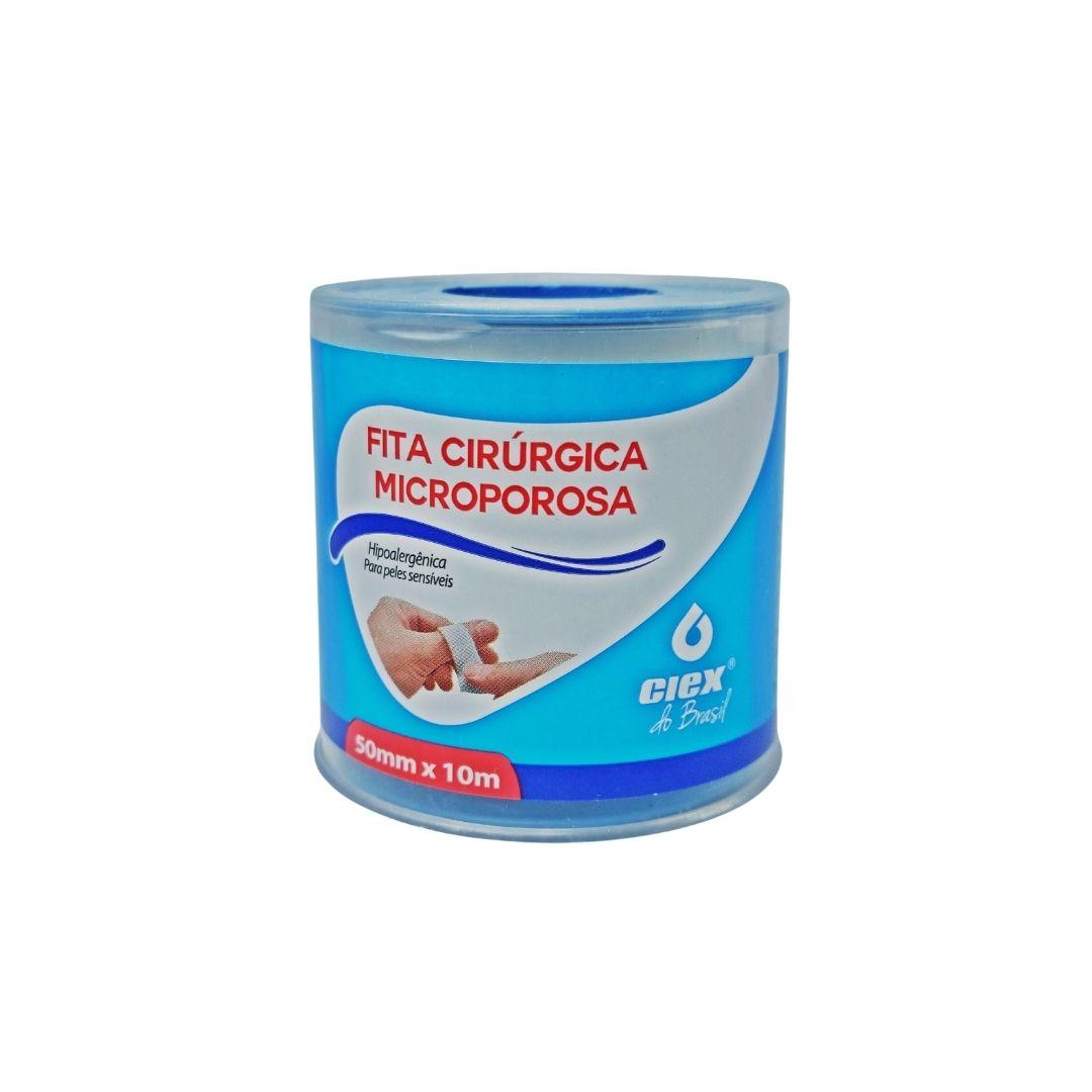 Polisani Materiais Médicos - MICROPORE CIEX BRANCO 50MMX10M